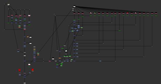 人物模型匹配平面图