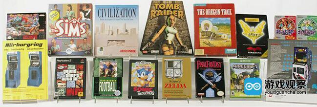 世界电子游戏名人堂