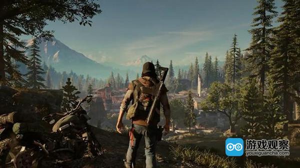 索尼开发中的新作《人生尽头》
