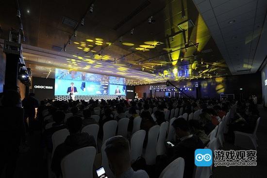 一带一路 游戏峰会:连接中国与世界