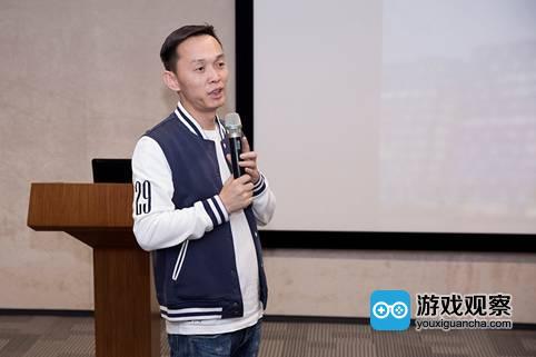 游族网络mob创始人陈钢强