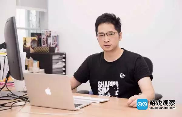 """游族网络程良奇:年轻化用户将带来一场""""核爆"""""""