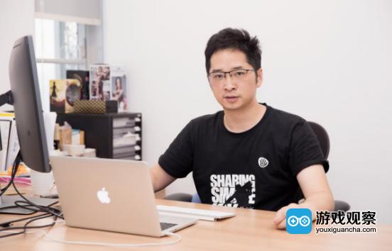 游族网络副总裁兼无限工作室总经理程良奇