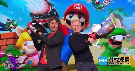 美国E3大展上表现抢眼 育碧任天堂股价走高
