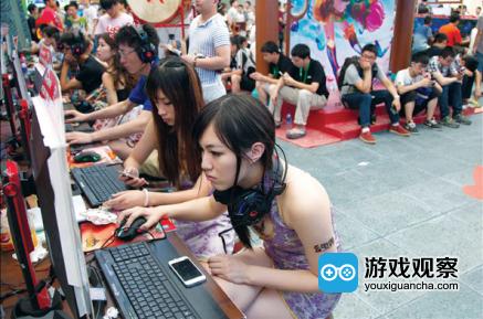 中国游戏公司纷纷登上国际舞台 投资规模反超美国