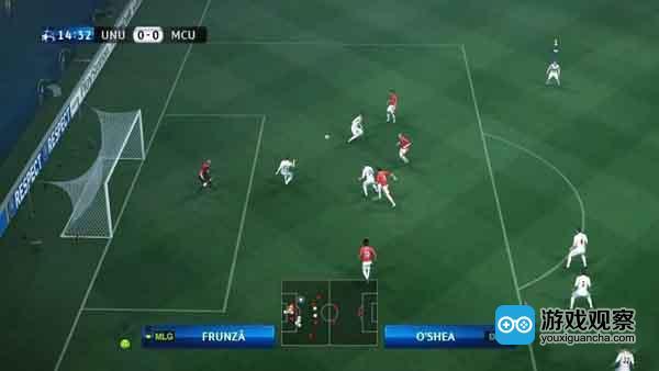 足球游戏的真实性往往难以与游戏性两全