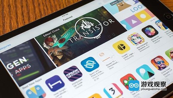 苹果畅销榜TOP50半年观察:半数上线不足一年 MMO称霸