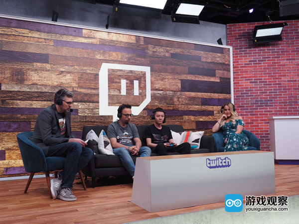 绿洲游戏 Oasis Games 受邀登在PAX WEST上Twitch直播厅进行游戏演示