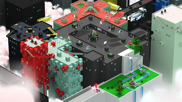 《东京42》由SMAC Games开发,Mode 7 Games代理发行