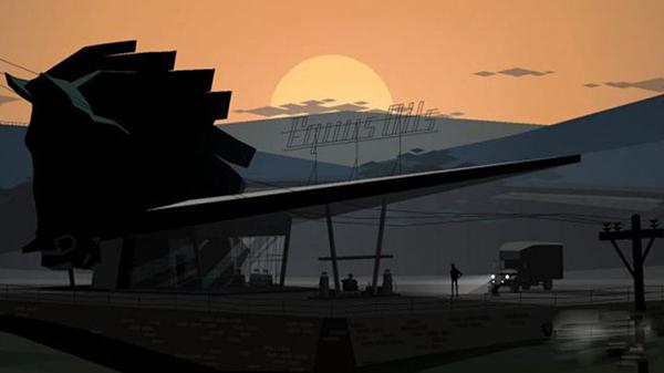 《肯德基0号公路》由Cardboard Computer开发,Annapurna Interactive代理发行