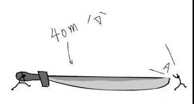 我那40米的大刀已经饥渴难耐了