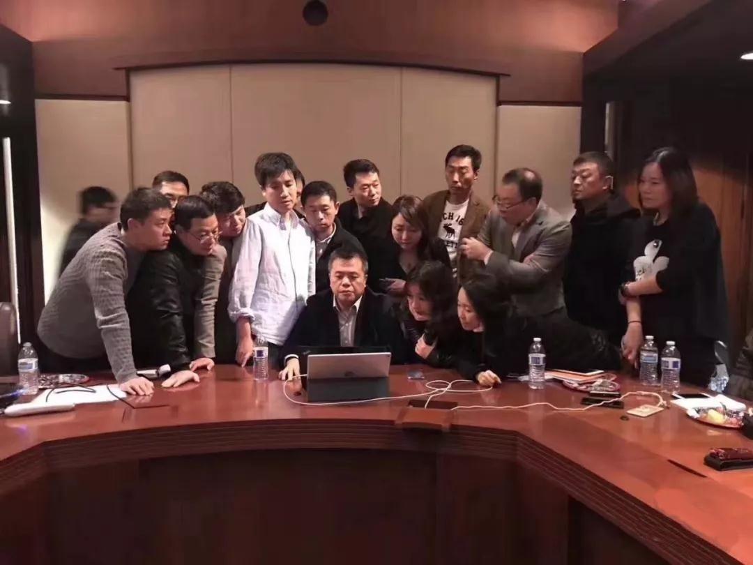 """陈天桥和那些散落江湖的""""盛斗士""""的故事"""