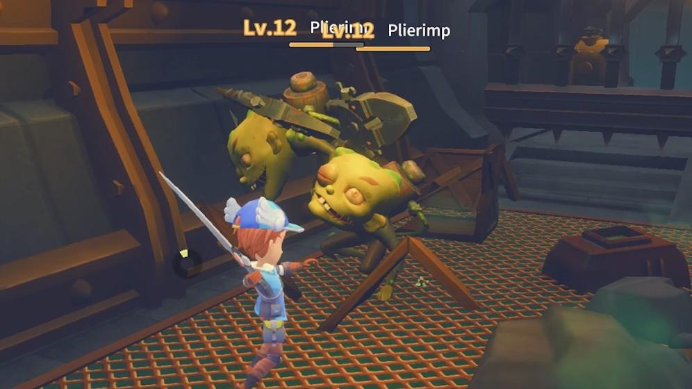 更为丰富的沙盒玩法:养成经营玩法+RPG式元素