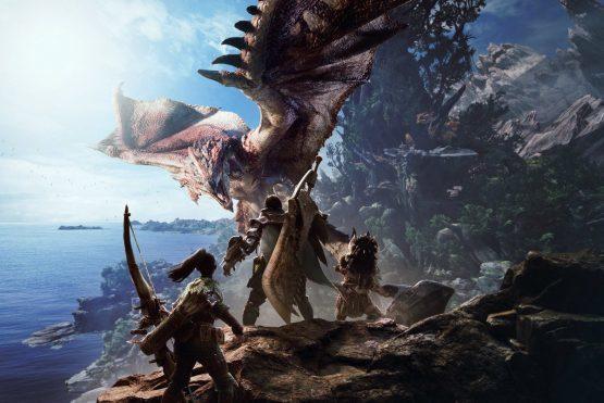 《怪物猎人:世界》3天销量500万 系列累计销量破4500万