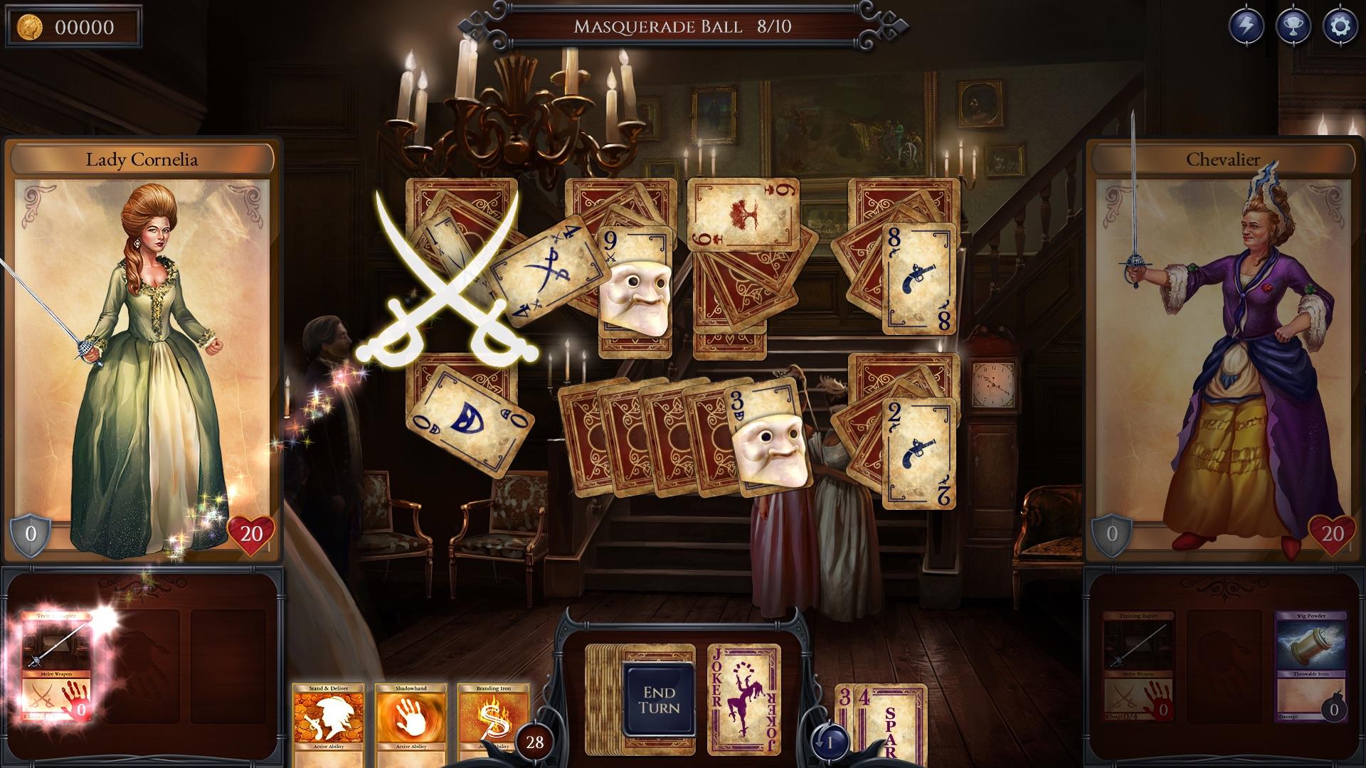 《暗影之手》游戏截图