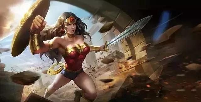 《王者荣耀》推出神奇女侠皮肤 腾讯推进与DC合作