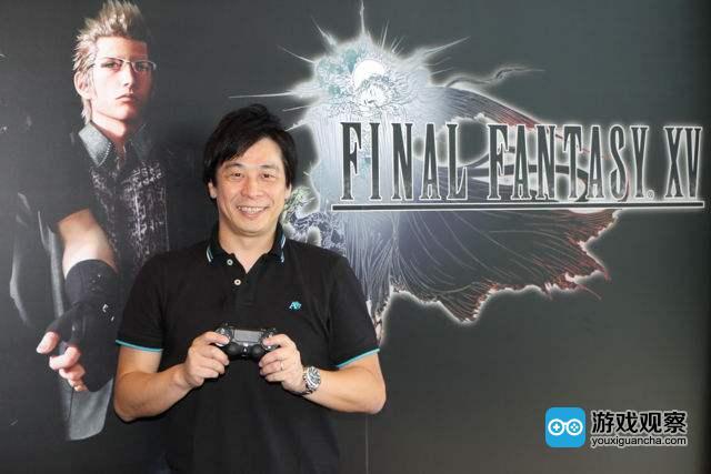 田畑端:《最终幻想15》因开发困难险些被砍