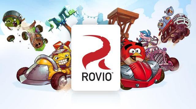 Rovio去年财报数据创历史最佳 游戏部门收入2.48亿欧元
