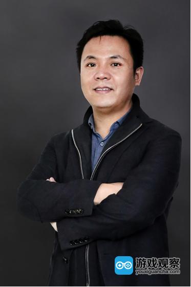 掌趣科技CEO刘惠城