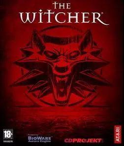 《巫师》游戏封面