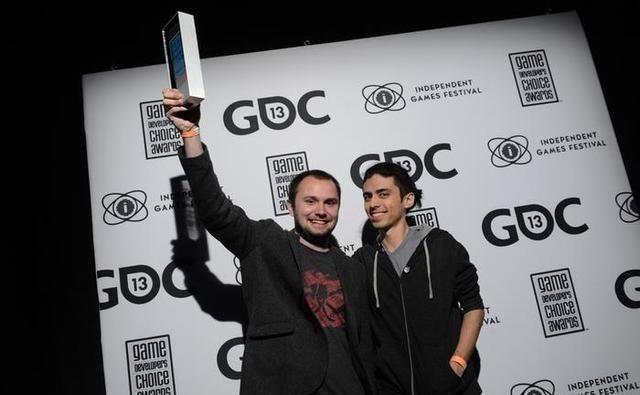 Subset Games联合创始人:贾斯汀和马修