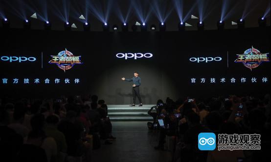 联手腾讯游戏成立创新实验室 OPPO带来更多游戏优化