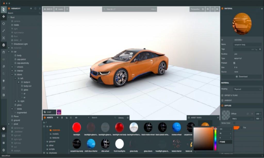 Snap收购英国3D游戏引擎创企PlayCanvas