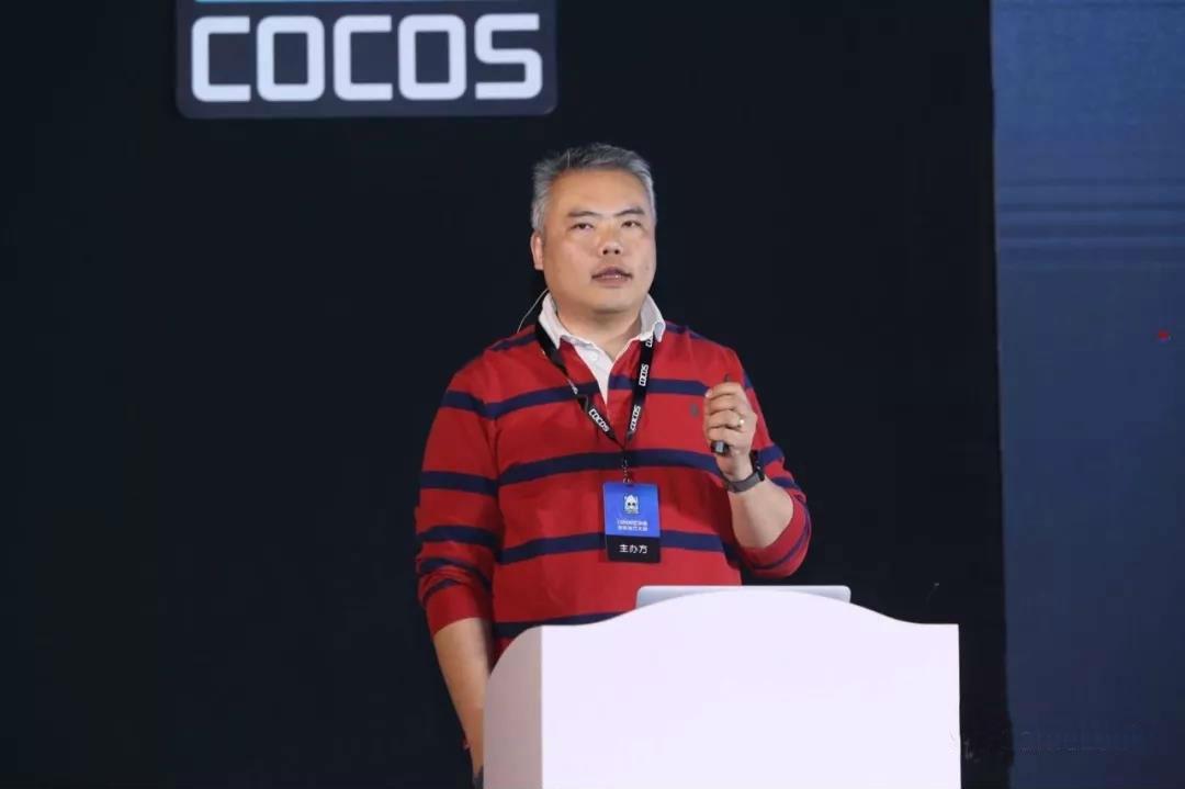 触控科技CEO陈昊芝:对区块链游戏的发展要有理性预期