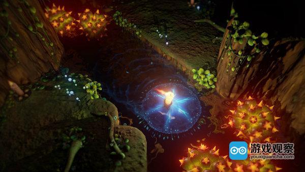 """国产独立游戏之""""光"""" 《蜡烛人》手游版双端上线"""