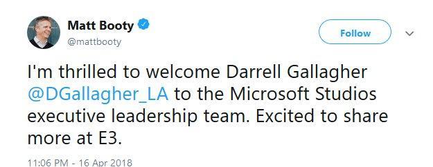 《古墓麗影》開發商前任主管加盟微軟全球工作室