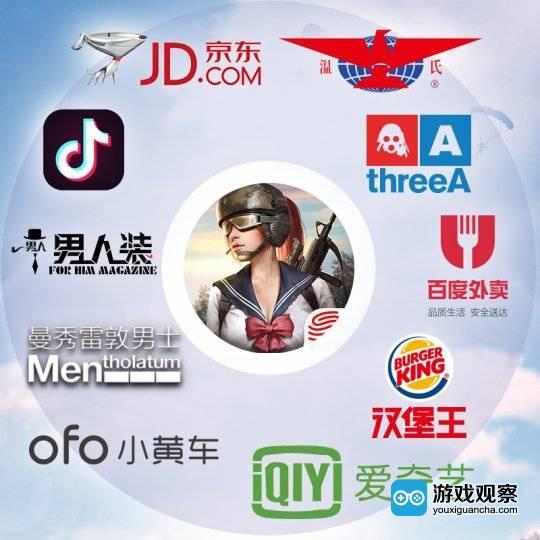 联手十大品牌,《终结者2》成跨界吃鸡王