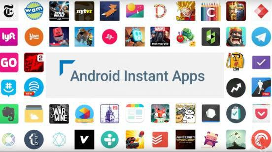 谷歌于 2016 年 5 月在 I/O 发布 Android Instant Apps
