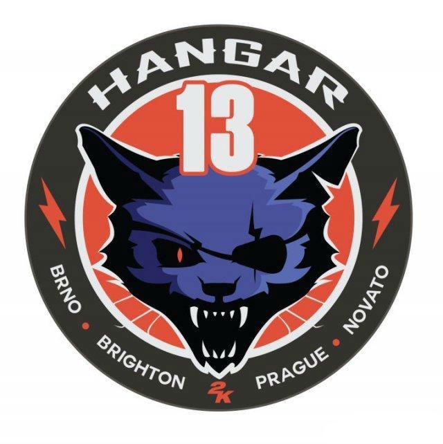Hangar 13工作室新Logo,地点名单上加入了英国布莱顿