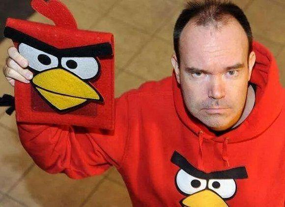 """""""愤怒的小鸟""""之父畅谈游戏、教育、创业相关话题"""