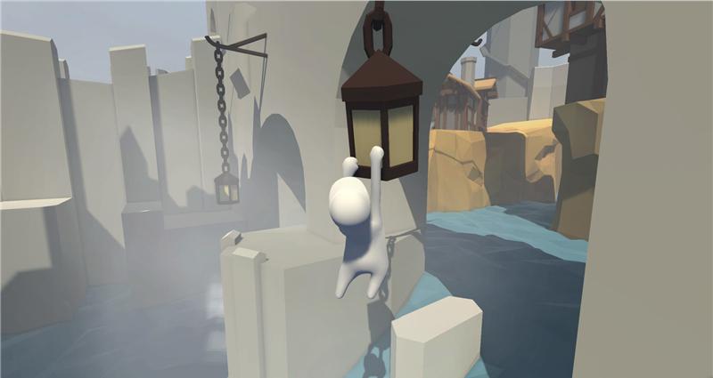 《人类一败涂地》的玩法很简单,在视频和直播网站一度很受欢迎