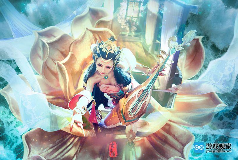 《王者荣耀》杨玉环