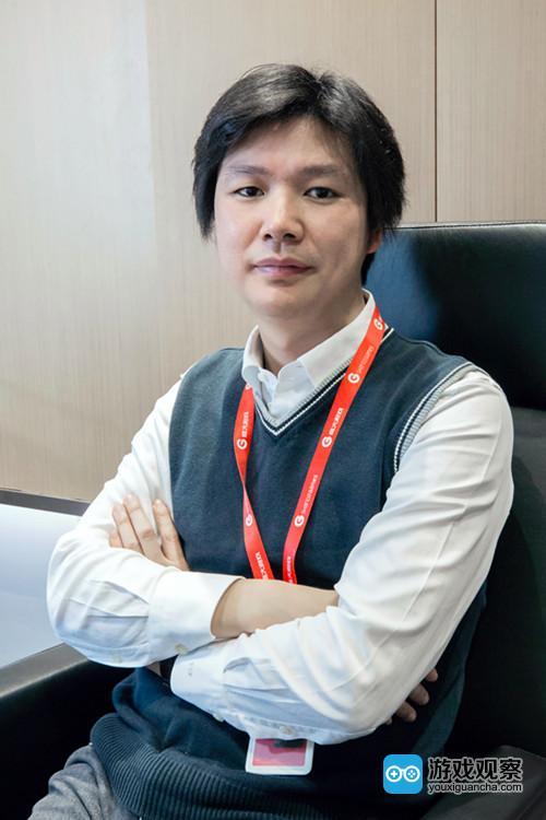 盛大游戏副总裁谭雁峰