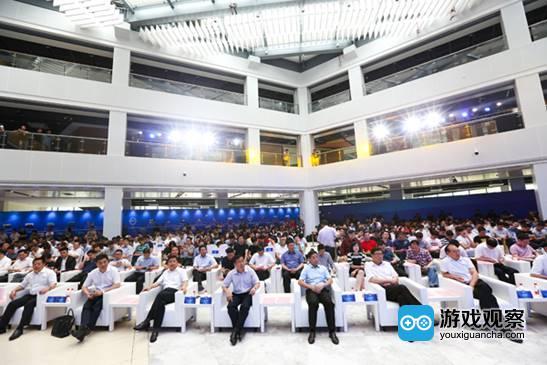 2018中国·绍兴上虞e游小镇招商入驻仪式暨打造知识产权保护标杆小镇媒体见面会