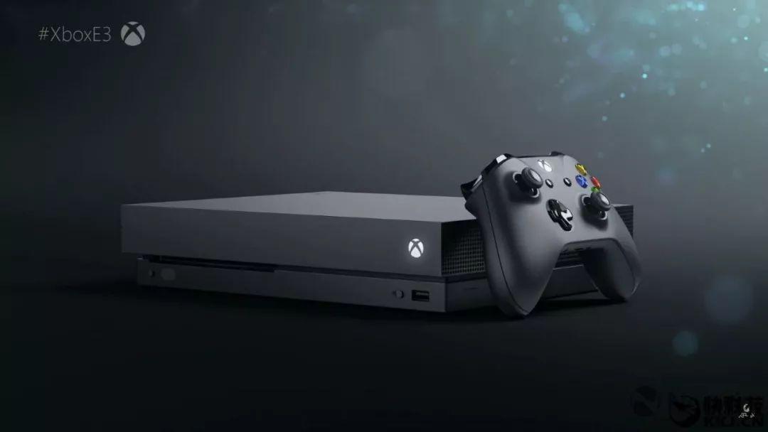 不断更新的Xbox游戏机