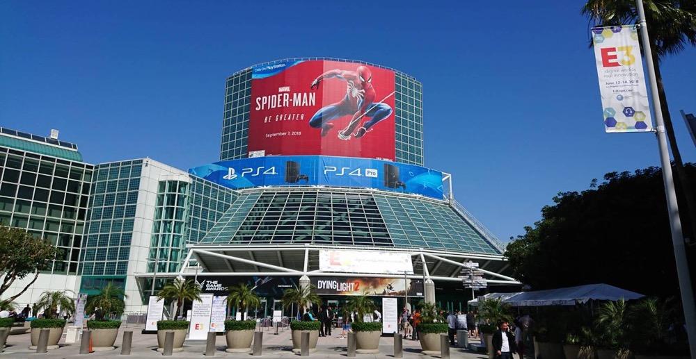 2018年美国E3展正式开展 与会者或超过6万名