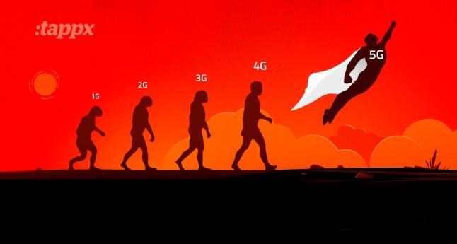 5G将为移动游戏及其市场营销带来怎样的变化