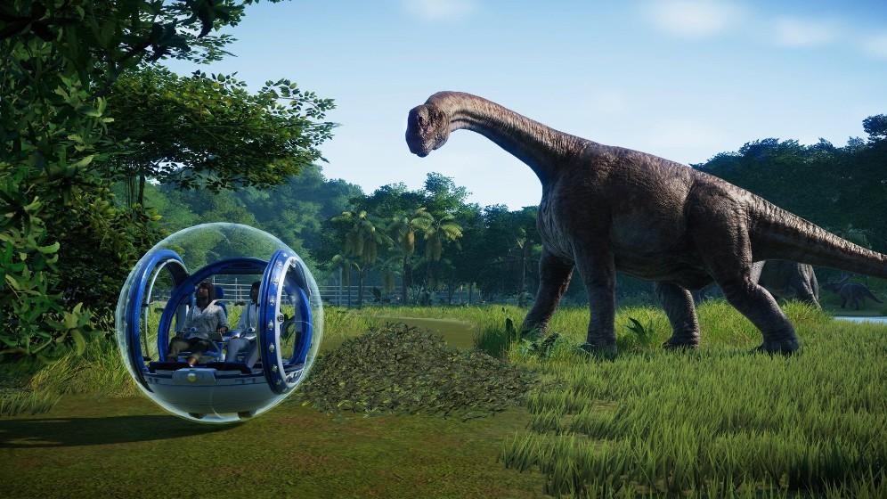 《侏罗纪世界2》电影游戏齐丰收 新的买量素材到位?