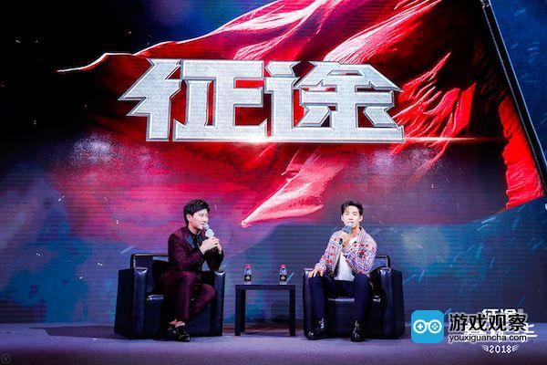 刘宪华,从征途感受不一样的兄弟情