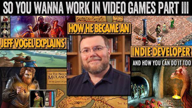 Jeff Vogel算是独立游戏制作人中的老资格了