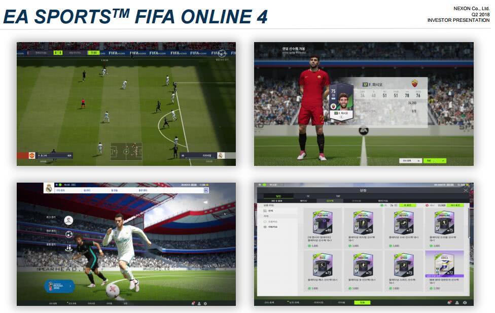 《FIFA Online4》