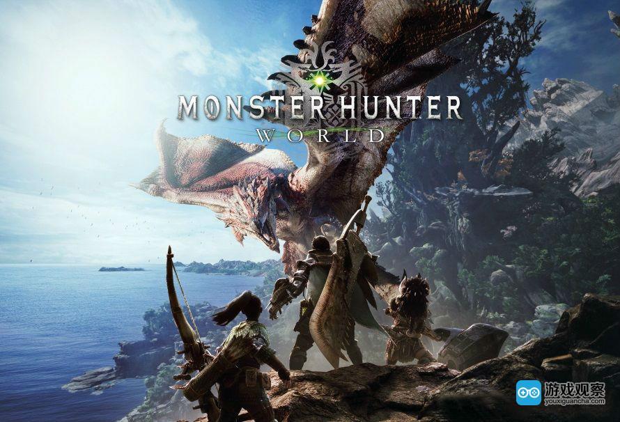 《怪物猎人世界》上架Steam三天卖出200多万套