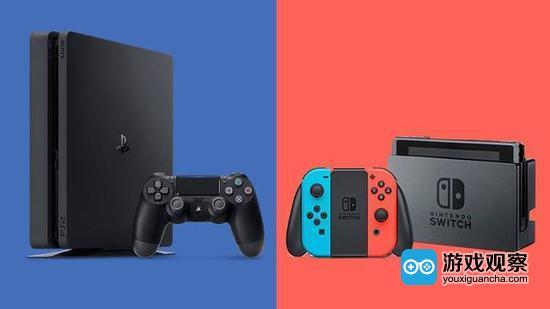 任天堂Switch日本销量破500万 距离PS4只差200万