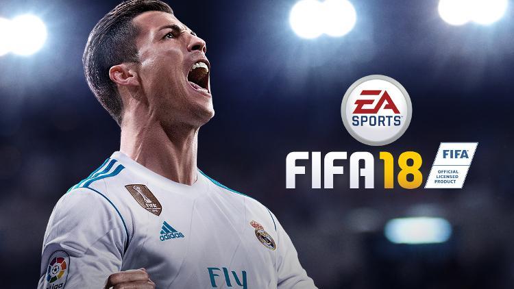《FIFA 18》全球销量达2400万份 系列总销量2.6亿套