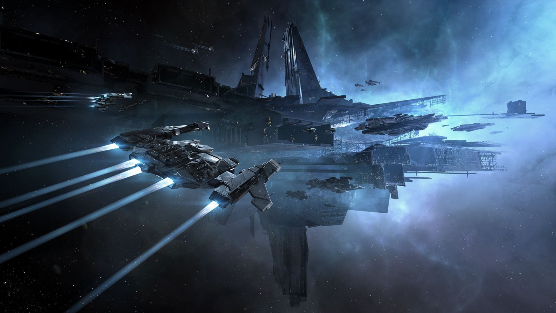 《黑色沙漠》开发商宣布收购《EVE OL》研发商