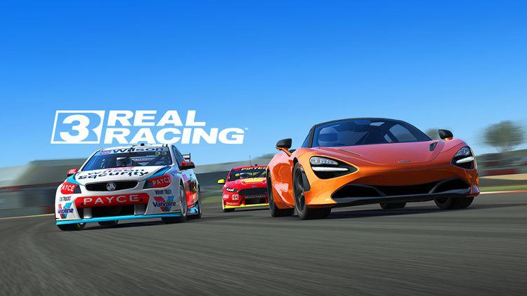 登录当年苹果发布会的《真实赛车3》